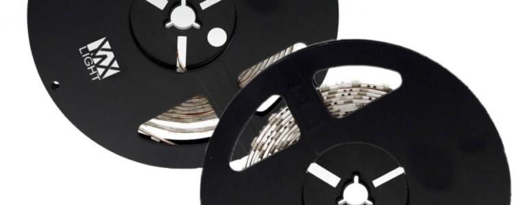YWXLight 5M 300LED 5050SMD LED Light Bar Strip – Warm White (2 PCS)