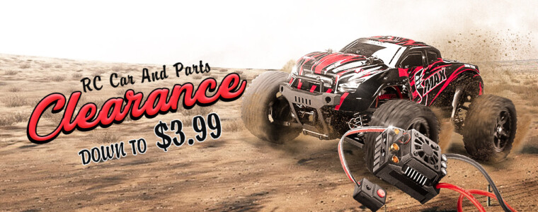 Collection RC Car Clearance DOWN TO $3.99 UP TO 48% OFF