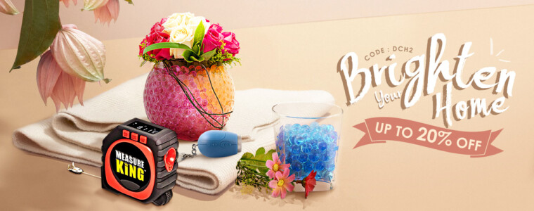 Collection HOME DECOR   12th Anniversary   UP TO 75% Off