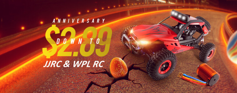 Collection JJRC&WPL RC Car And Boat   UP TO 79% OFF