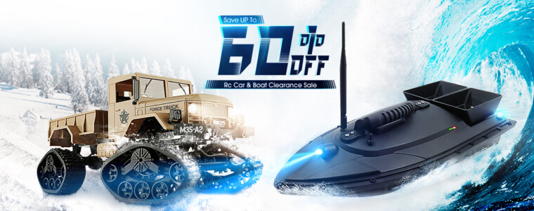Collection Save UP To 60% OFF For Rc Car & Boat